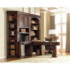 home office unit. Hooker Furniture European Renaissance II Home Office Unit In Cherry