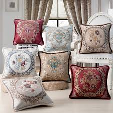 Small Picture Aliexpresscom Buy Luxurious Embroidery Velour Home Decor