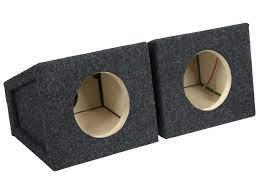 Bbox 6.5PR Speaker Enclosure - Pair - 6 1/2