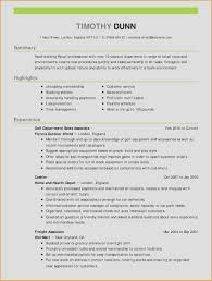 Professional Skills For Resume Fresh Example Skills For Resume