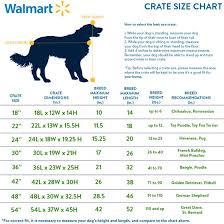 Kong Crate Size Chart