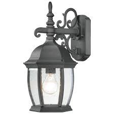 Outdoor Light Fixtures Black Alexsullivanfund - Black exterior light fixtures