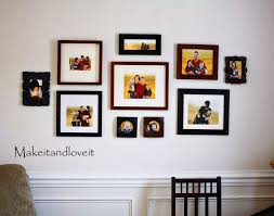 wall frame collage ideas page 1