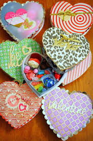 diy valentines day candy box