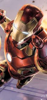hd wallpapers and widescreen iron man