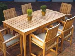 outdoor wooden tables. Plain Outdoor Outdoor Wooden Tables Furniture Home Decoration Ideas Regarding Wood Patio  Table Timber Plans See Inside Wooden Tables F
