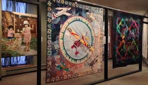 Past Exhibitions & THE QUILT TAKES A PRIZE Award Winners from the National Quilt Museum May 2  through July 30, ... Adamdwight.com