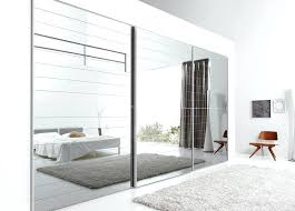 doors with mirror chic sliding mirror closet doors for bedrooms custom mirrored closet doors