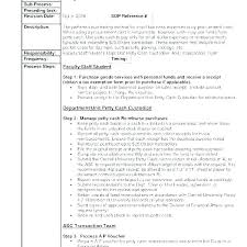 Business Manual Template Employee Operations Manual Template