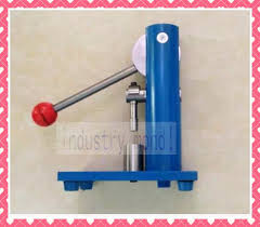 custom make mini diy 10 12 mm manual pill cookie tablet press machine