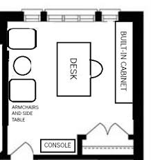 front office layout. Office Layout | Classy Glam Living Front C
