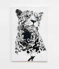 Canvas Art Leopard Canvas Print
