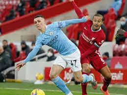 Liverpool 1-4 Man City: Phil Foden's incredible highlights during Man of  the Match display