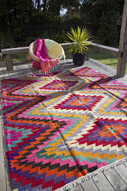 bohemian outdoor rug fresh 528 best images about bohemian garden balcony on