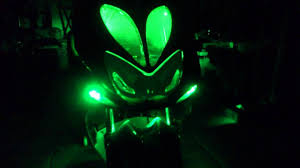 Yamaha Aerox Led Lights Aerox Led Beleuchtung
