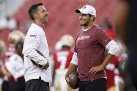 Atlanta Falcons Wr Depth Chart 2016 49ers Vs Falcons Jimmy Garoppolo 49ers Evoking Matt Ryan