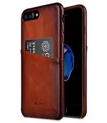 elite series premium leather case for apple iphone 7 plus snap back pocket melkco phone accessories