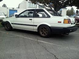 1985 Toyota Corolla SR5 (san jose downtown) $2100 - Toyota Lexus ...