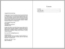 Free Indesign Template Of The Month 6 X 9 Book Premium