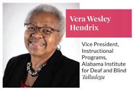 AIDB's Vera Hendrix Honored as Woman Who Shapes the State
