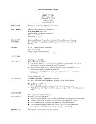 It Intern Resume functional resume example cliffordsphotography 84