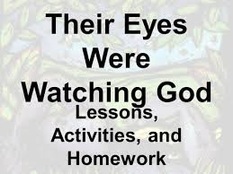 their eyes were watching god ppt their eyes were watching god