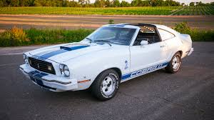 Find used 1976 Ford Mustang II Cobra clone 302 V8 4-speed T-Tops ...
