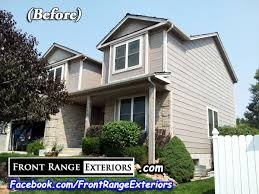 Front Range Exteriors Inc House Painting In Colorado Springs Exterior House Painting Colorado Springs