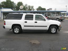 Summit White 2005 Chevrolet Suburban 1500 LS Exterior Photo ...