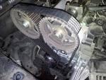 Замена ремня грм на форд фокусе 2