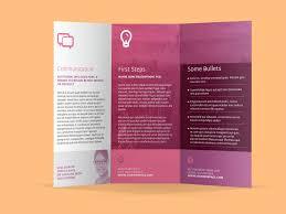 Smart Tri Fold Brochure Indiestock