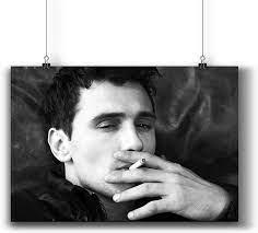 Amazon.com: James Franco Actor Movie Photo Poster Prints 063-011, Wall Art  Decor for Dorm Bedroom Living Room (A4|8x12inch
