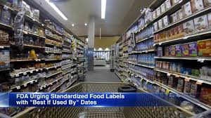 Fda Issues New Guidelines For Food Label Expiration Dates