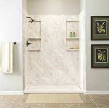 cultured marble shower walls vs tile stunning contactmpow home design ideas