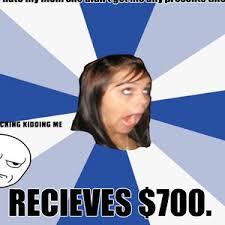 Scumbag Rich Kid by superfunnygal - Meme Center via Relatably.com