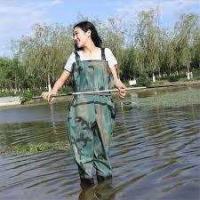 37-45 <b>Men</b> Women Waterproof Fishing Boots <b>Wading Anti</b>-wear <b>Non</b> ...