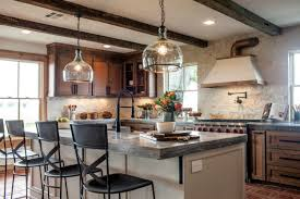outstanding ranch style house designs simple kitchens