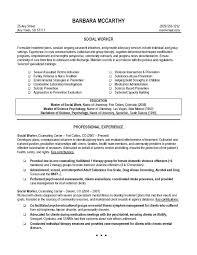 example social work resume social work resume examples 9 resume sample  social work resume examples 2016 .