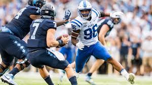 Arizona State Football Depth Chart 2011 Chris Rumph Ii 2019 Football Duke University