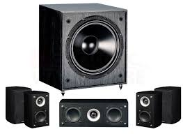 speakers in box. pinnacle speakers s-fit sys-6000 premium home theater in a box c