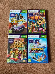 Xbox 360 Kinect games in SG12 ...