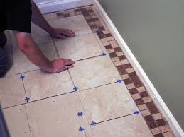 tiles bathroom floor. Determine Tile Layout Tiles Bathroom Floor O
