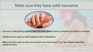 San Diego Babysitter San Diego Babysitting Agency Crunch Care