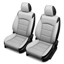 gray upholstery interior