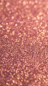 Rose Gold Glitter Sparkles Iphone 6 Wallpaper Iphone