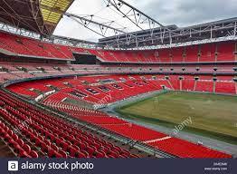 Wembley Stadium Empty Stockfotos und ...