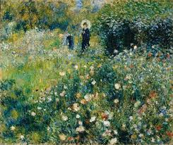 pierre auguste renoir summer landscape aka woman with a parasol in a garden oil painting for select your favorite pierre auguste renoir summer