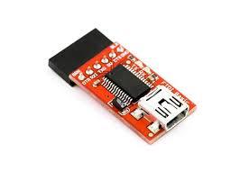ftdi basic breakout board 5v usb to serial adaptor ftdi basic breakout board