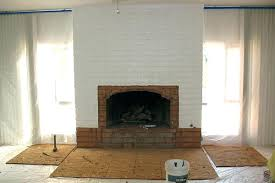 how to cover a brick fireplace stylish how to cover a brick fireplace with drywall fireplaces how to cover a brick fireplace