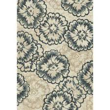 melody ivory 9 ft x 13 ft indoor area rug